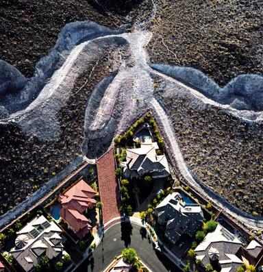Beautiful yet harrowing photos of urban sprawl