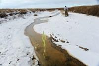 Wastewater pipelines often leak in North Dakota