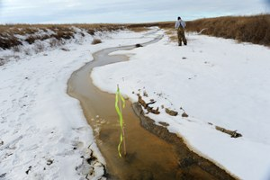 Wastewater pipelines often leak in North Dakota