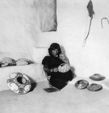 Chronicling the work of an early Native American artist