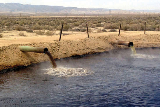 Latest California Fracking Companies Inject Protected Aquifers With Wastewater High Country News Know The West