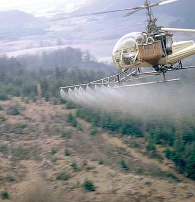 Latest: New pesticide regulations for Oregon timber companies