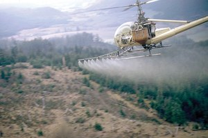Latest: New pesticide regulations for Oregon timber companies