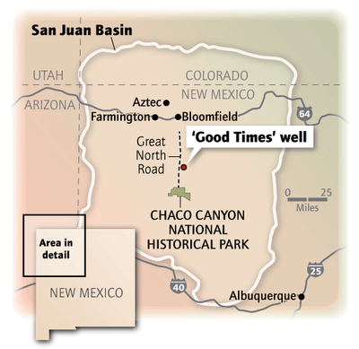 Lessons From Boom And Bust In New Mexico The Winter Of Oils