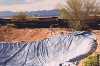 Tucson's rain-catching revolution