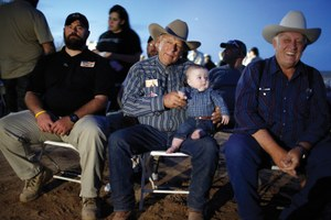 Wyoming coal, Cliven Bundy and megadrought