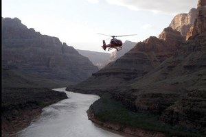 The Latest: New incentives for quieter aircraft in the Grand Canyon