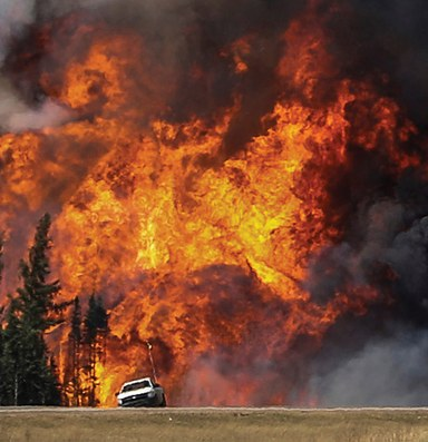 El Niño adds fuel to Southwestern fires