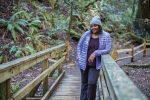 Diversity in the outdoors, one hashtag at a time