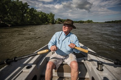 The grand plan to save the Yellowstone River