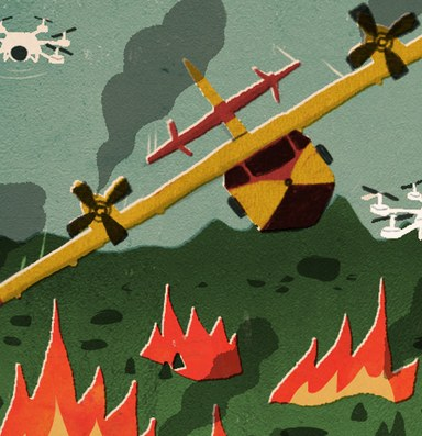 Drones: the good, the bad and the ugly
