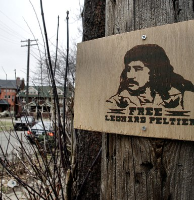 How Leonard Peltier has unjustly spent forty years in prison — and why it's time to change that