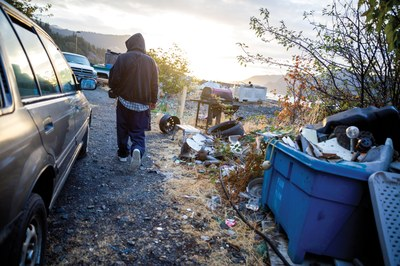 Columbia River 'shadow tribes' face a housing crisis