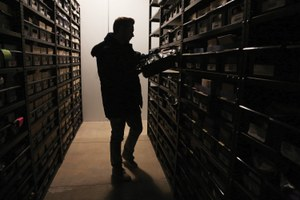 Inside a seed museum meant to track plant response to climate change