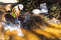 Latest: Officials open a criminal investigation of EPA's role in the Animas river spill