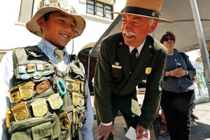 Why has the National Park Service gotten whiter?