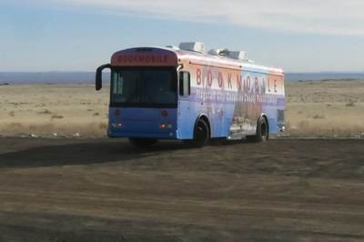 Adventures of a roving Bookmobile driver