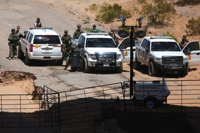 The BLM's arms race on the range