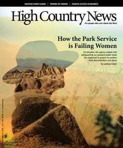 How the Park Service is Failing Women