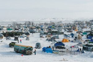 Feds withheld key documents from Standing Rock Sioux