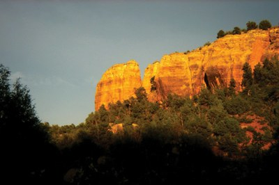 Latest: New Mexico land deal opens wilderness access
