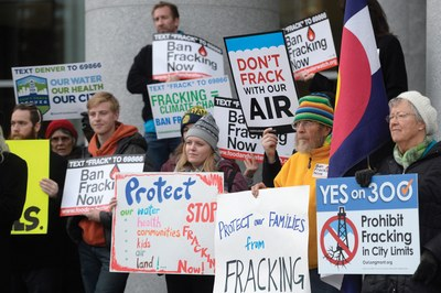 Colorado activists set their sights on a ballot measure to limit drilling