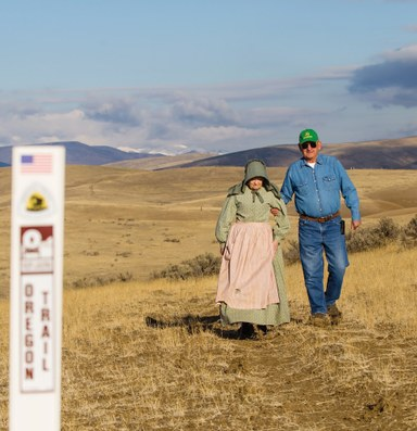 Protecting the Oregon Trail from the development it helped create