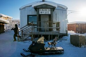 Meet the caribou hunter of Arctic Village, Alaska