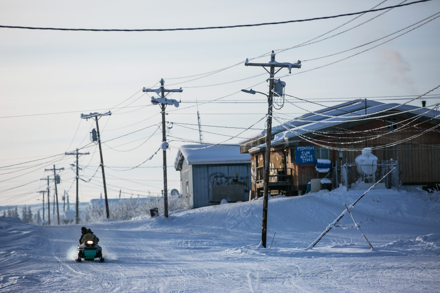 single women in arctic village The east chandalar river, arctic village is about eighty-five miles south of lakes  schrader and  \vith a single female in the mount mckinley region anyone.