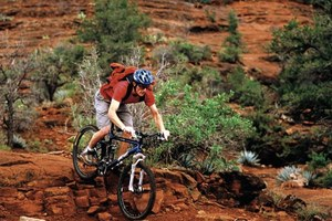 Stop trying to make biking in wilderness happen. It's not going to happen.