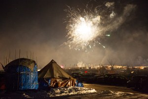 How Standing Rock blew up