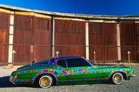 The story behind New Mexico's lowriders