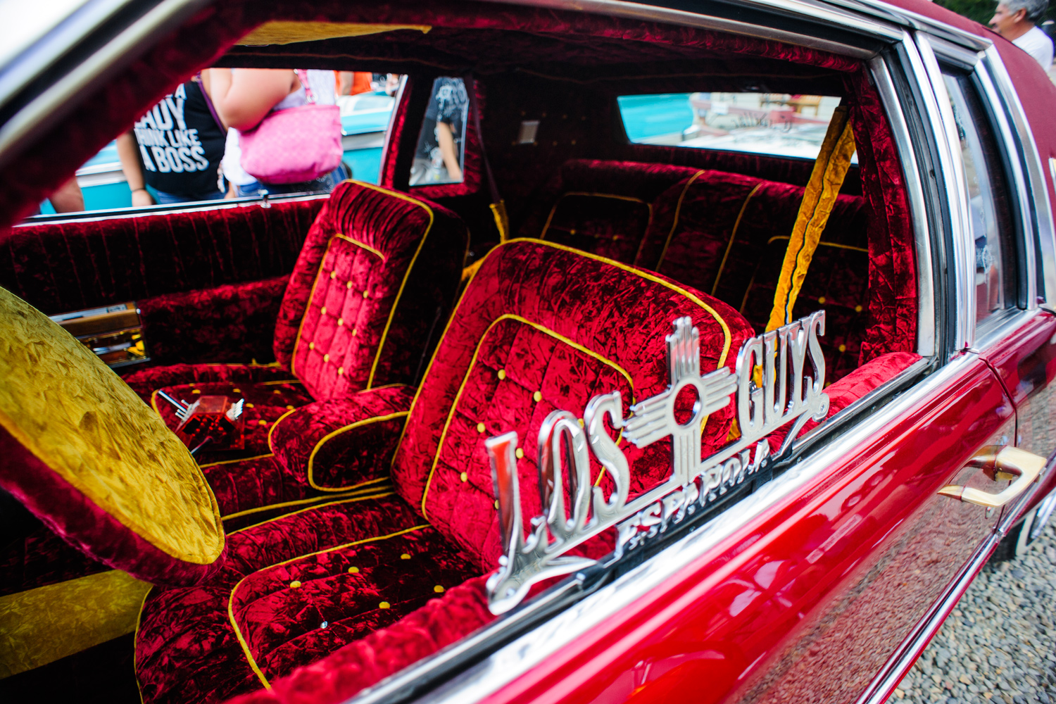 The story behind New Mexico's lowriders — High Country News