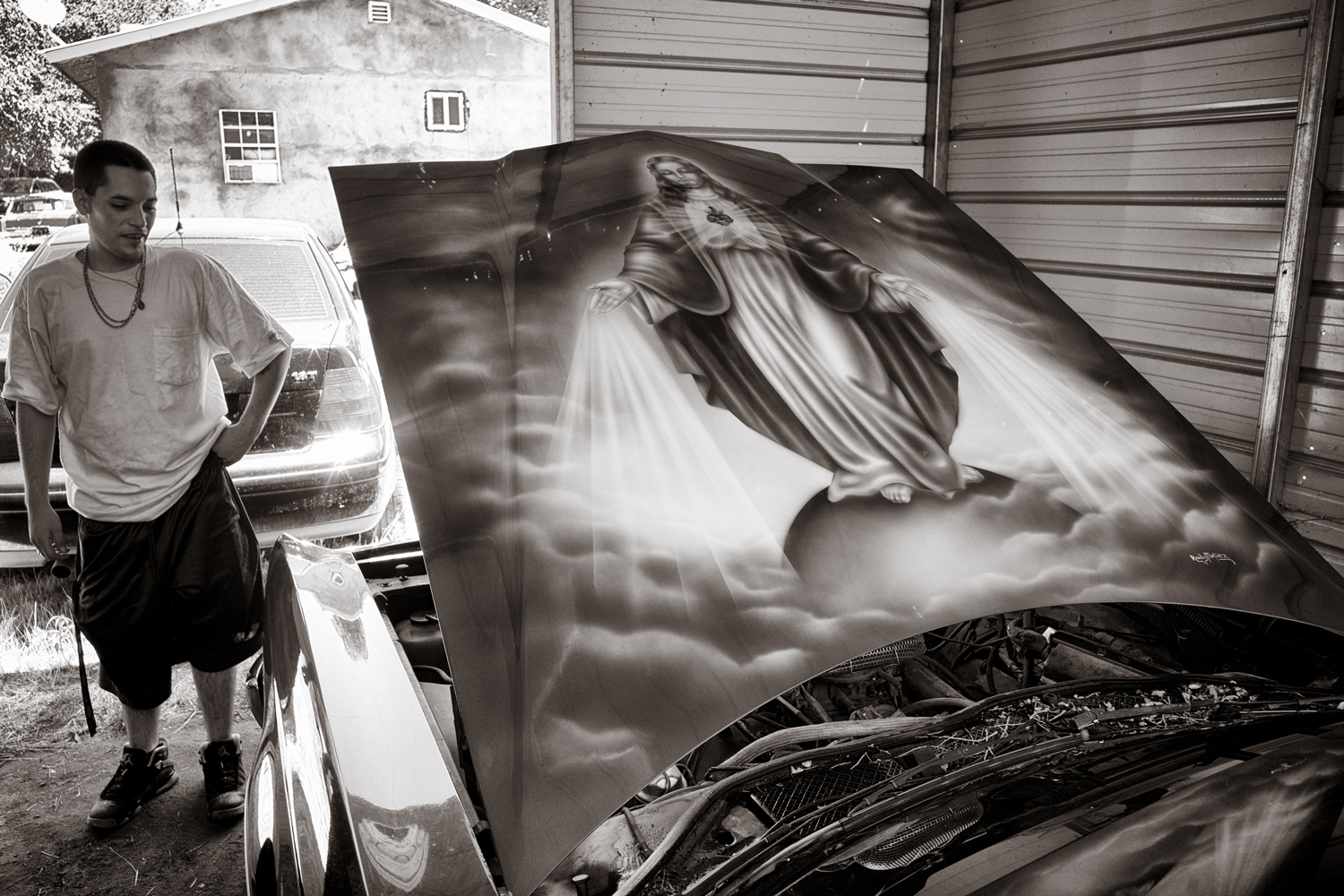 The Story Behind New Mexico S Lowriders High Country News