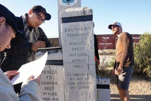 The Pacific Crest Trail's shadow hikers