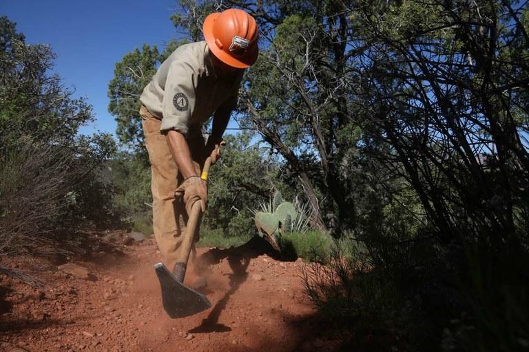 Learn the lingo: Trailworker slang