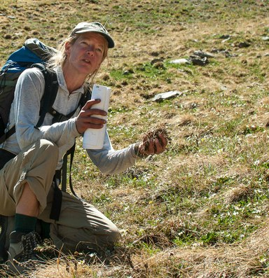 Meet the woman behind Colorado's highest trails