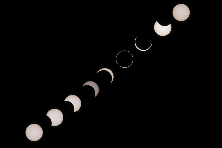 What the last eclipse tells us about the 19th-century West