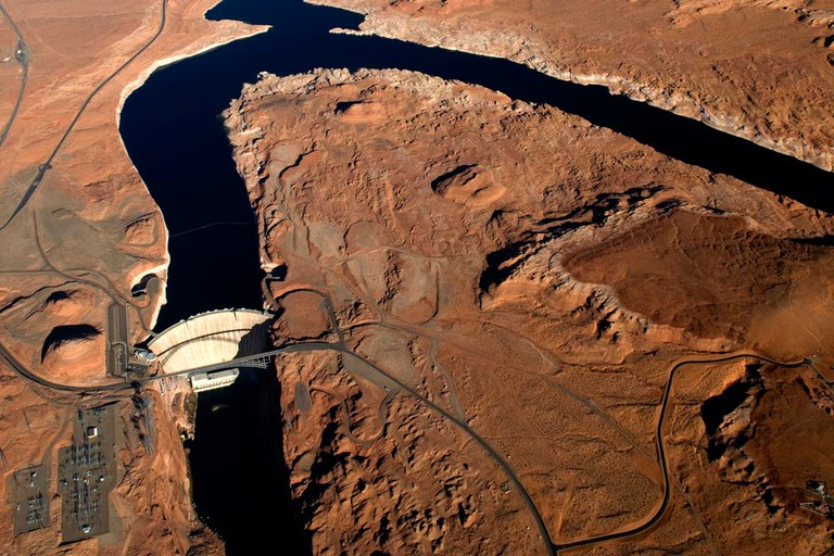 Down with the Glen Canyon Dam? (Busting the big one) — High