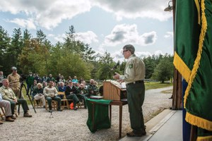 New Forest Service chief; Pardoning Cliven Bundy; Monarchs in decline