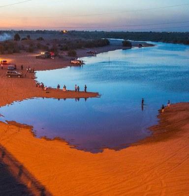 U.S. and Mexico agree to share a shrinking Colorado River