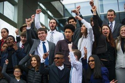 Young people are suing over climate change