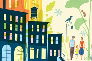 How to see the urban wild