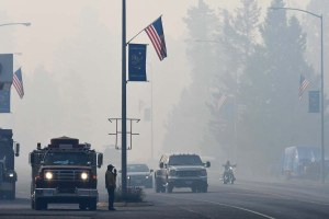 In a burning West, wildfire smoke threatens public health