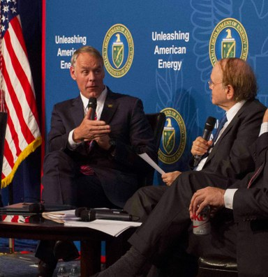 Interior Department's return to the 'robber baron' years