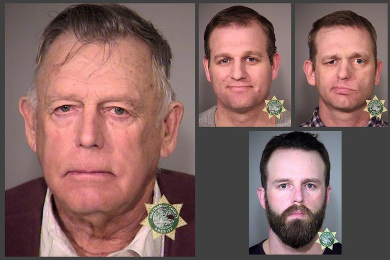 Defendants Cliven Bundy, Ammon Bundy, Ryan Bundy and Ryan Payne.