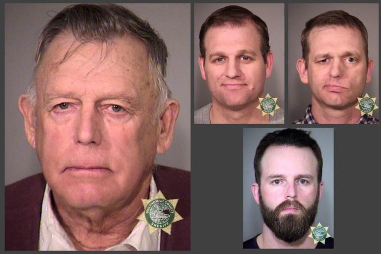Defendants Cliven Bundy, Ammon Bundy, Ryan Bundy and Ryan Payne.