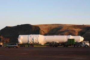 Latest: Oil equipment shipments won't hit scenic Idaho road