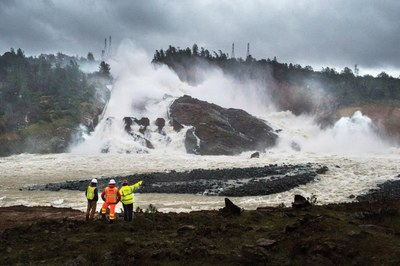 Have we underestimated the West's super-floods?