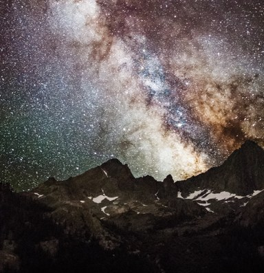 How stargazing connects us